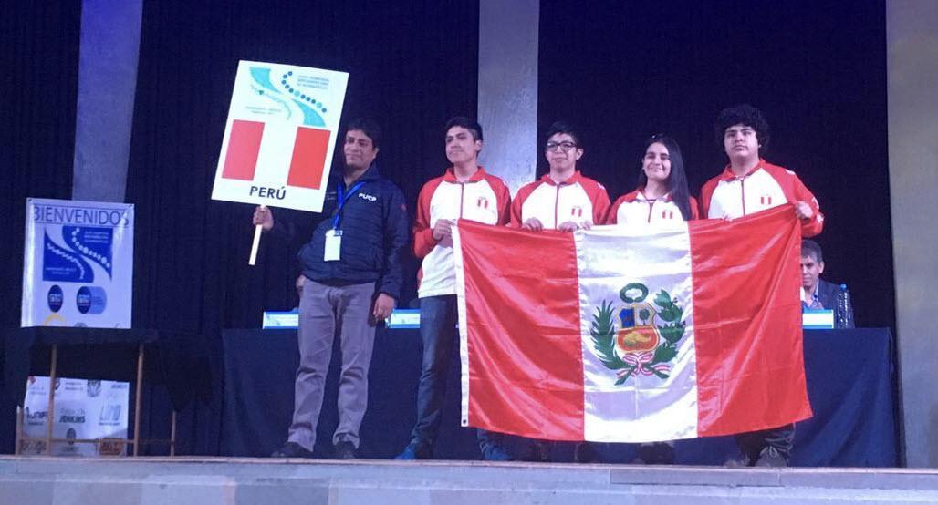 34a Olimpiada Iberoamericana de Matemática, México 2019 - Resultado: Perú 1er puesto