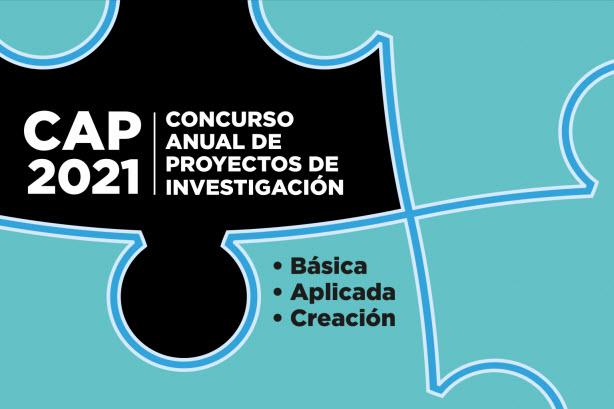 Concurso Anual de Proyectos de Investigación - CAP 2021