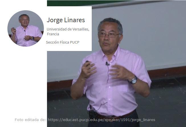 Dr. Jorge Linares publica 6 artículos científicos en el 2021