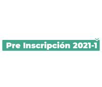 ¡Actualización! Pre Inscripción 2021-1 – Grupo 1