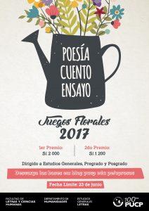 Juegos Florales 2017