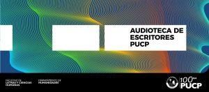 Audioteca de Escritores PUCP