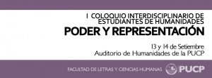 Convocatoria: I Coloquio Interdisciplinario de Estudiantes de Humanidades