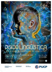 XIX Diálogo de Estudiantes de Lingüística PUCP