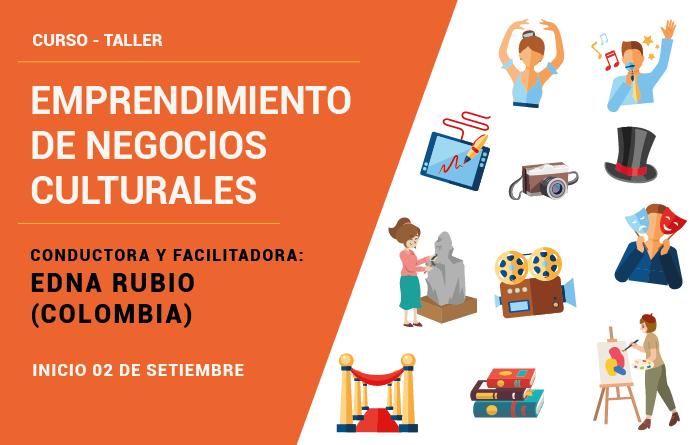 Curso-taller | Emprendimiento de Negocios Culturales