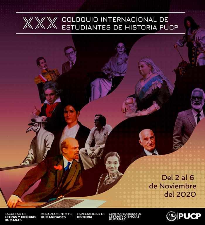 XXX Coloquio Internacional de Estudiantes de Historia