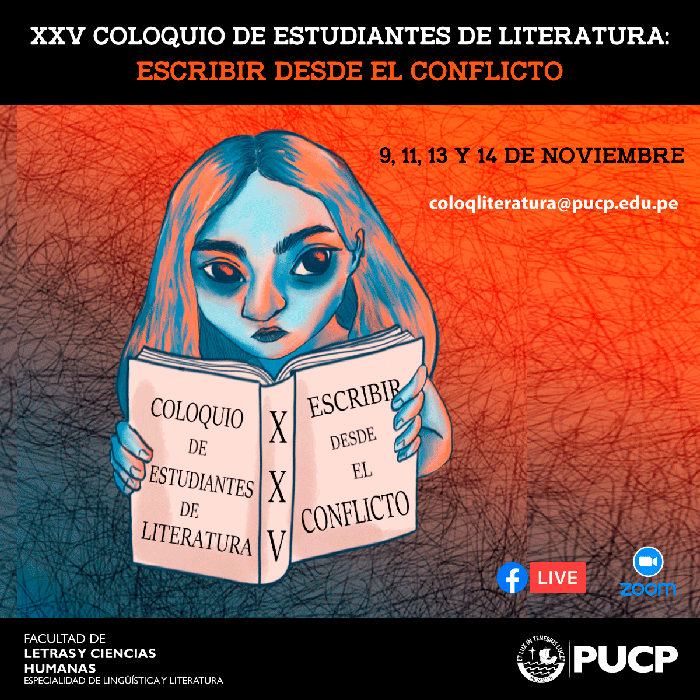 XXV Coloquio de estudiantes de Literatura PUCP