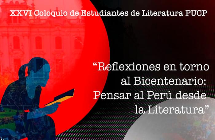 Convocatoria | XXVI Coloquio de Estudiantes de Literatura