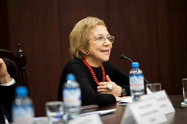 Mensaje de la Dra. Susana Reisz por el Día Internacional de la Mujer