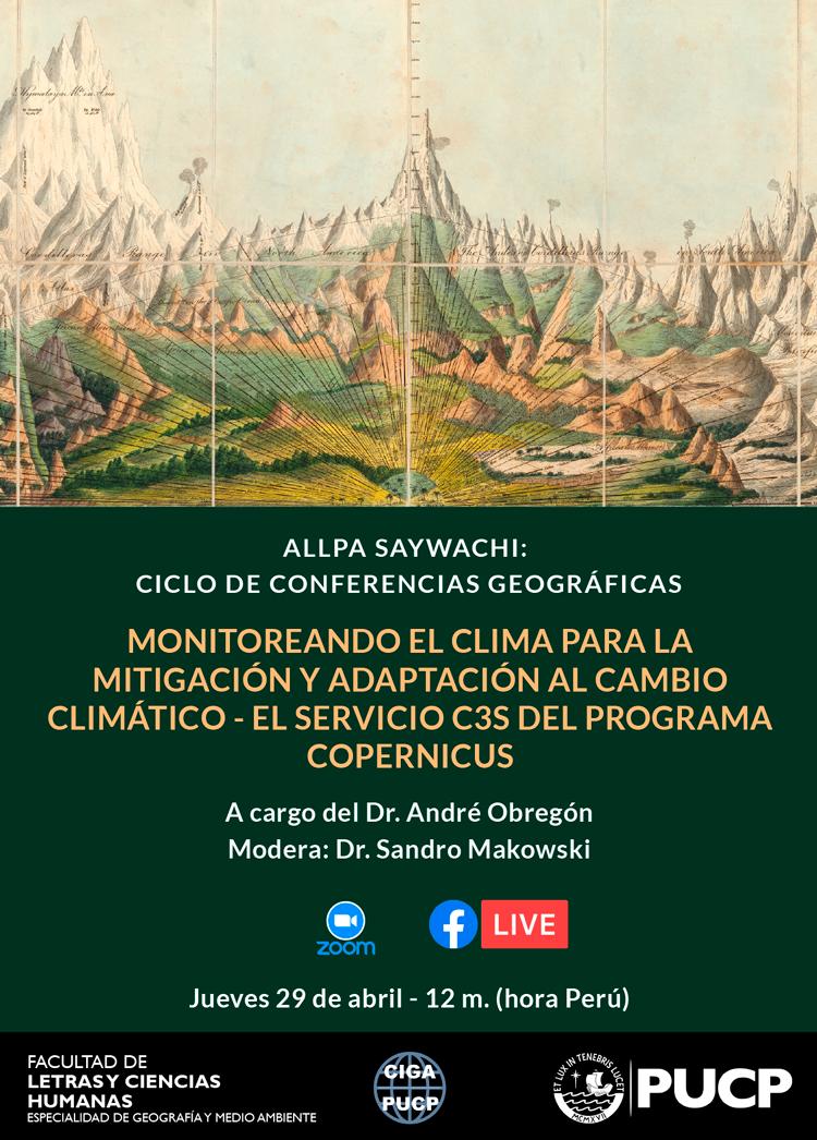 Monitoreando el clima para la mitigación y adaptación al cambio climático