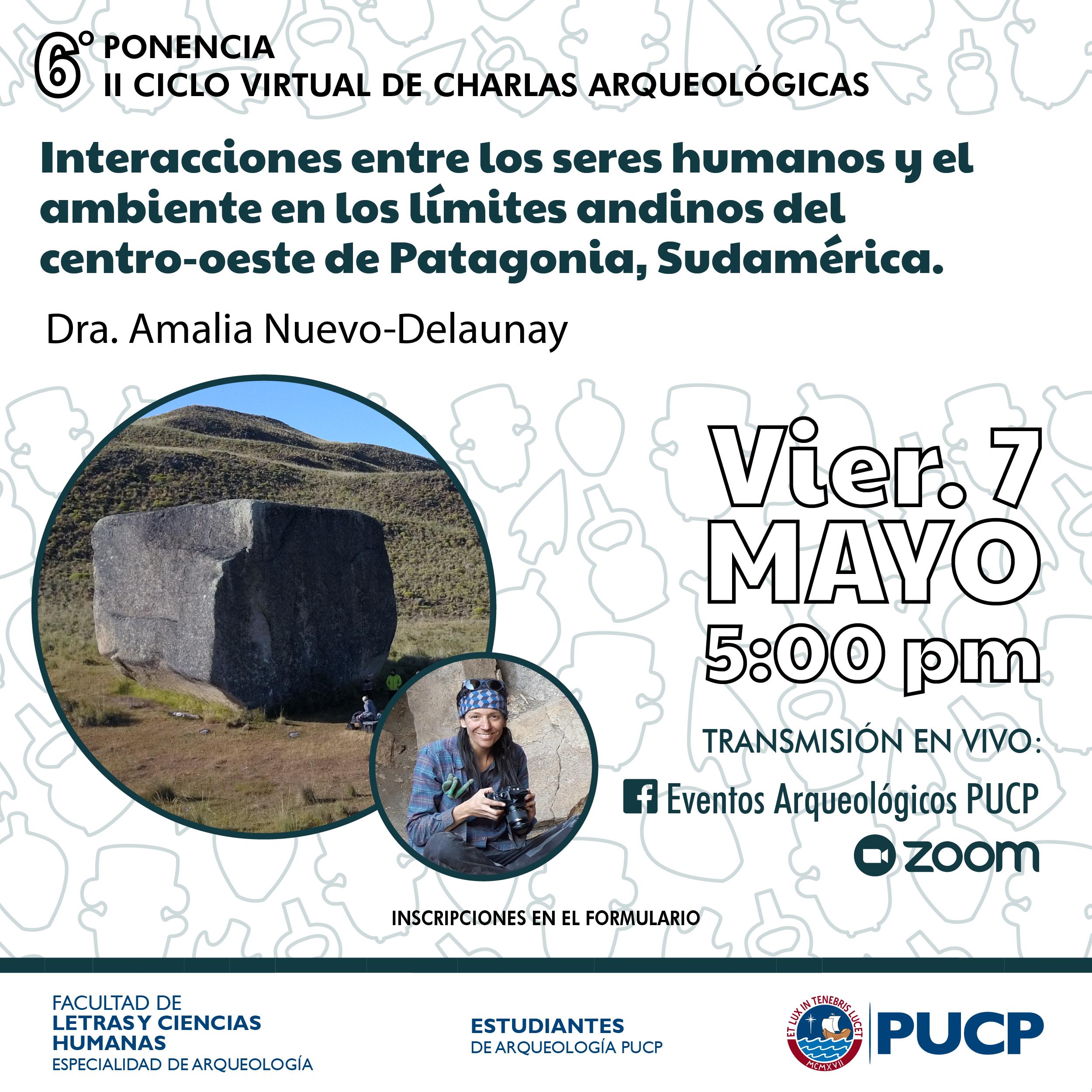 Interacciones entre los seres humanos y el ambiente en los límites andinos del centro-oeste de Patagonia, Sudamérica