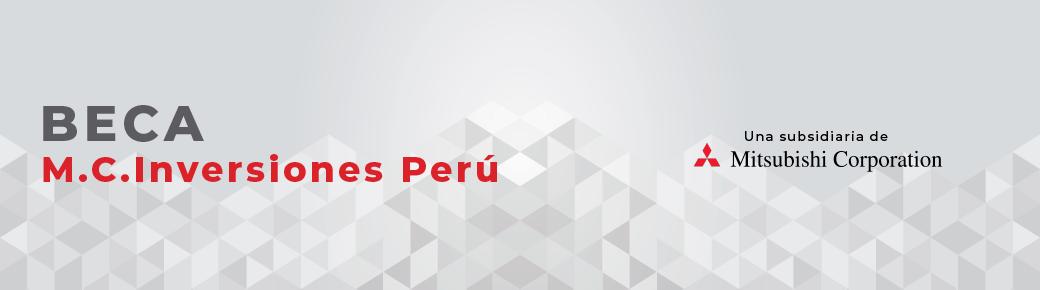 Beca M.C. Inversiones Perú