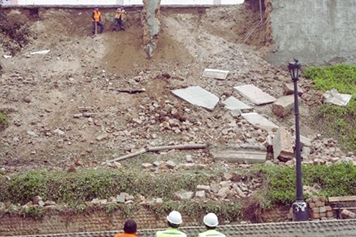 Curso de Especialización en Evaluación del Riesgo de Desastres Originados por Fenómenos Naturales