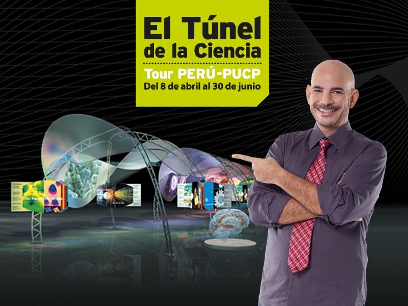 Este sábado: Ricardo Morán en El Túnel de la Ciencia