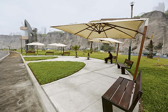 Construyendo el espacio público