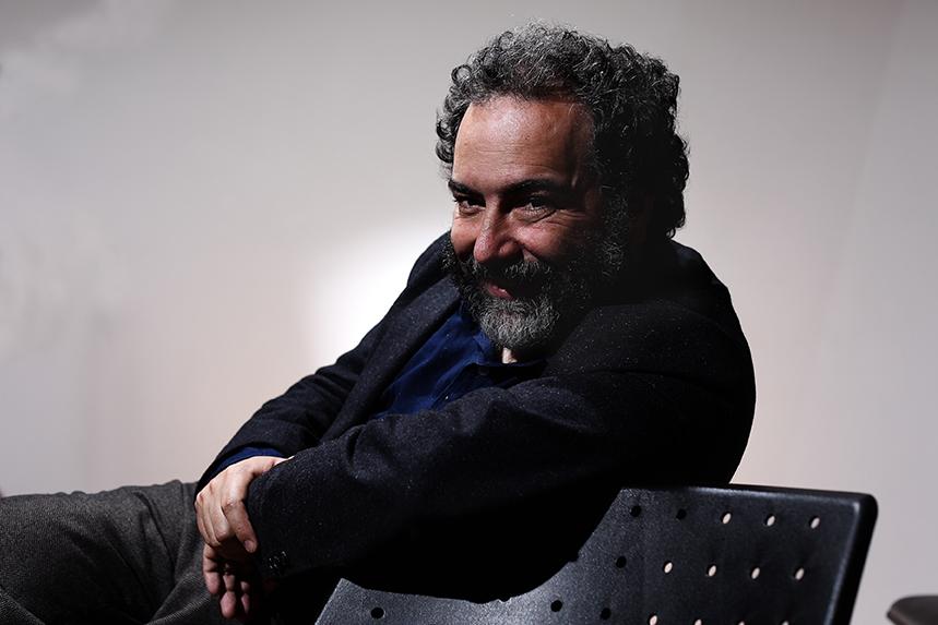 Rafael Gumucio: el escritor imperfecto