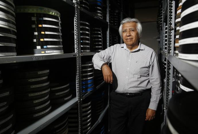 Luis Pardo: rescatando un filme histórico