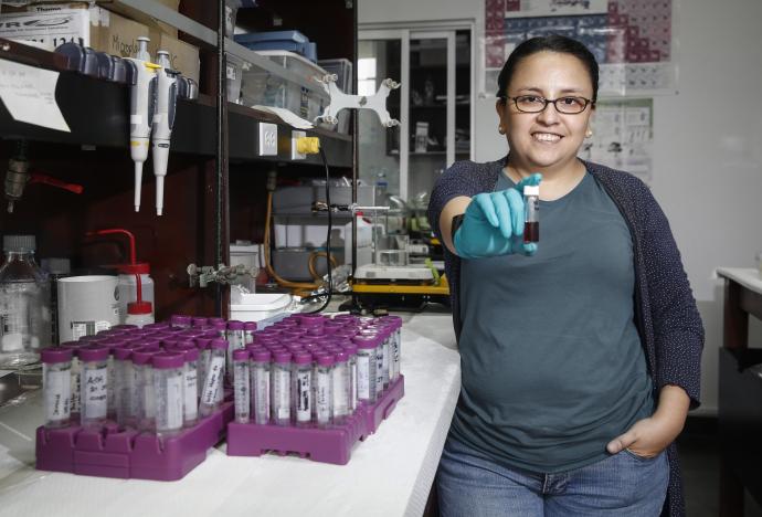 Investigadores PUCP desarrollan un método sencillo para detectar toxinas en alimentos