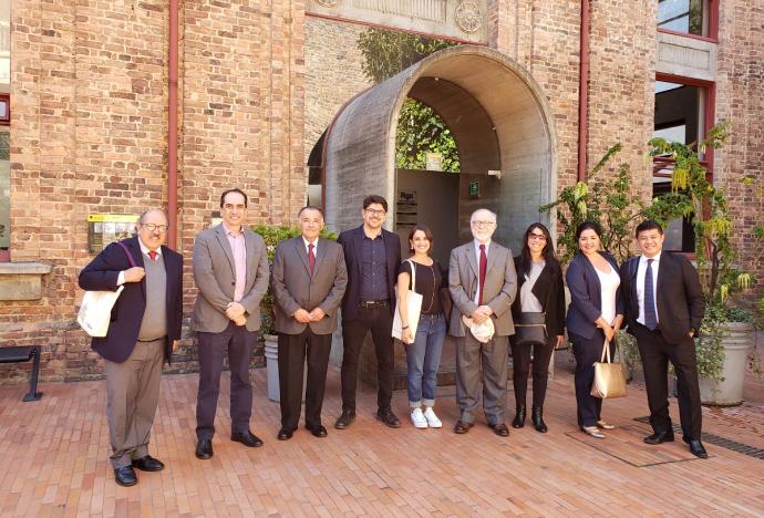Planificamos mejoras para nuestras facultades de Artes: visita a universidades de Colombia