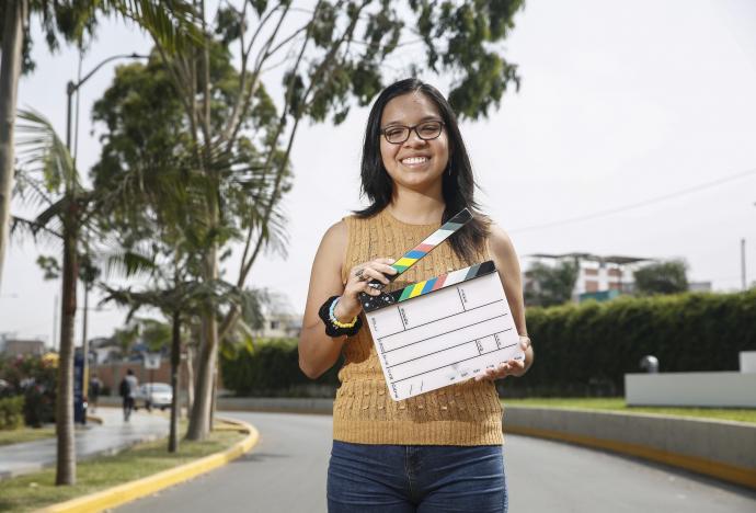 Alumna PUCP será jurado en el prestigioso Festival de Cine de Guadalajara
