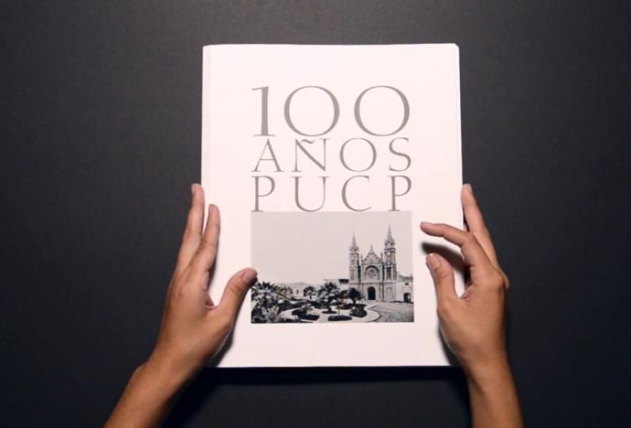 Por nuestro aniversario 103, descarga gratis el libro «100 años PUCP»