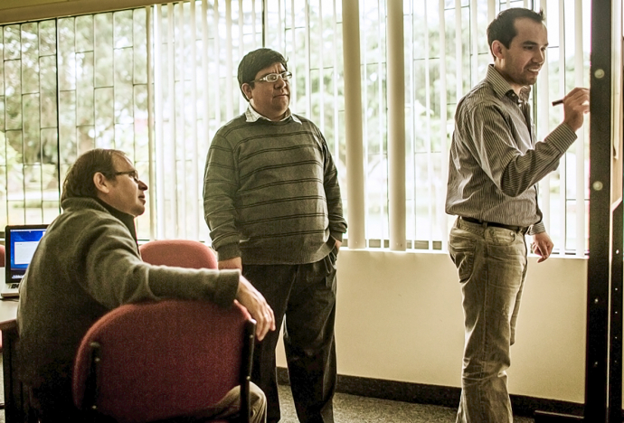 Investigadores PUCP presentaron proyecciones estadísticas sobre COVID-19 en el Perú