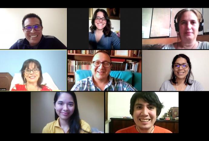 Docentes PUCP participaron en microtalleres del IDU sobre enseñanza a través de plataformas online