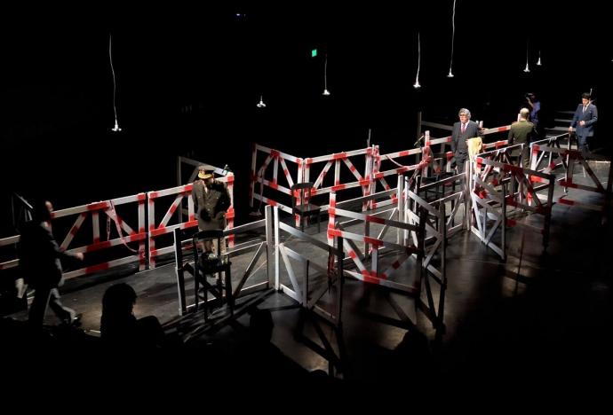 CCPUCP en Casa presenta su primera obra de teatro: J Timerman