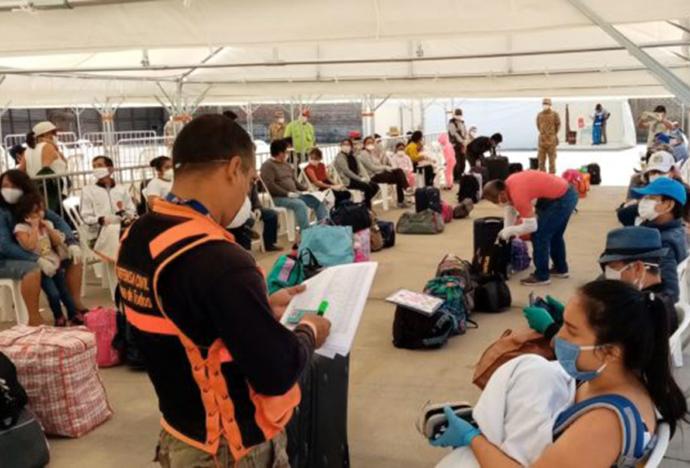 Especialistas PUCP formularon recomendaciones para la atención a personas migrantes por la pandemia