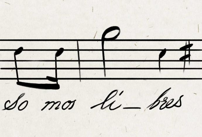 El largo tiempo del Himno Nacional del Perú