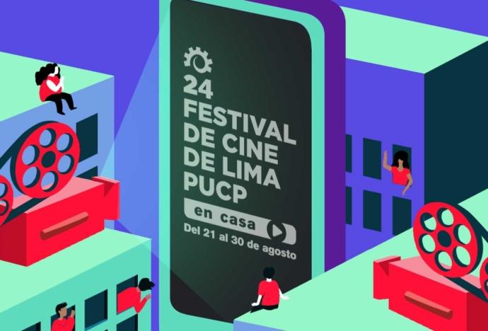 Conéctate al 24 Festival de Cine de Lima PUCP en Casa