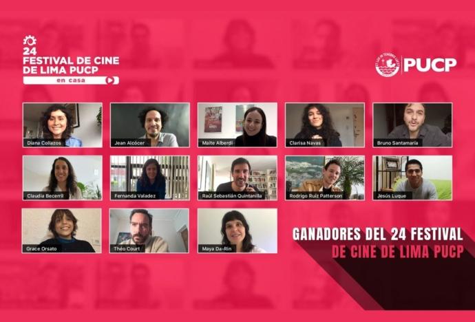 Estos son los ganadores del 24 Festival de Cine de Lima PUCP