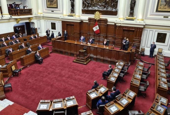 Compromiso con el Perú