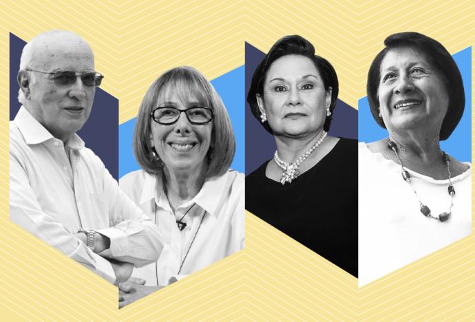 Cuatro docentes PUCP de gran trayectoria fueron nombrados profesores eméritos